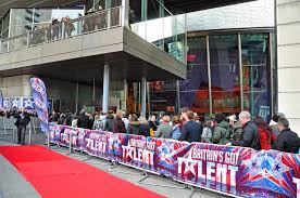 Image result for lowry theatre BGT